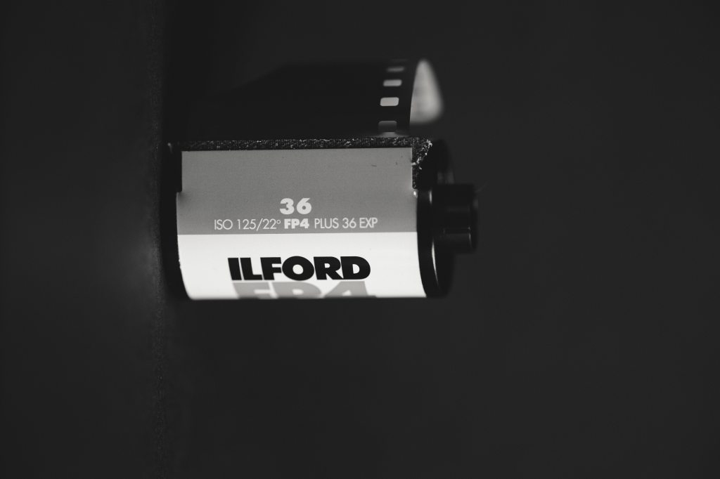 Picture of a camera film